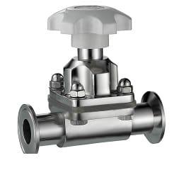 vaccum diaphragm valve photo - 1